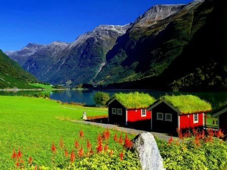 Terraços da Noruega 450