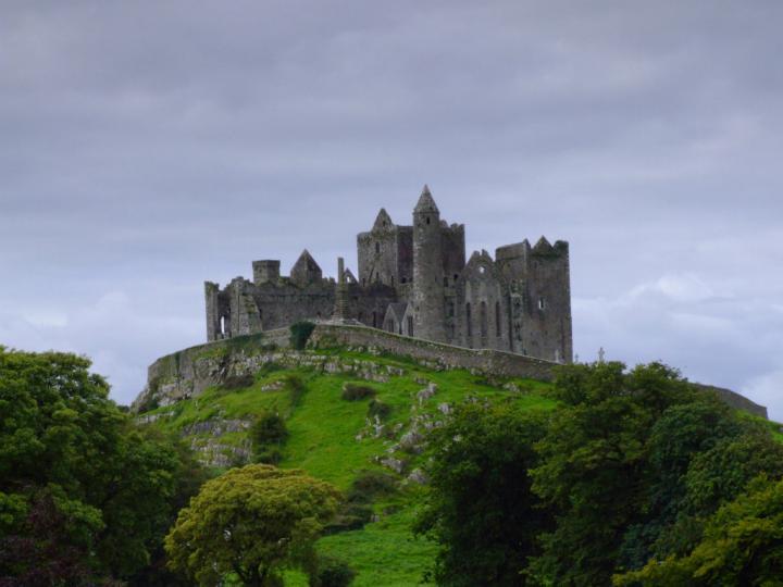 The Rock of  Cashel IRLANDA