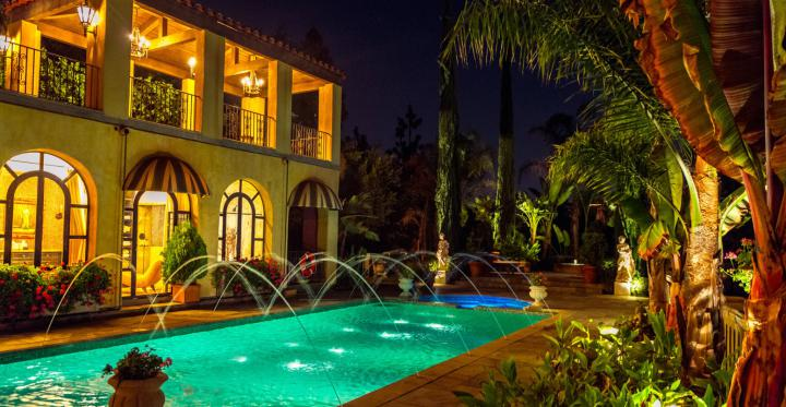 The Villa Sophia – Los Angeles, Califórnia