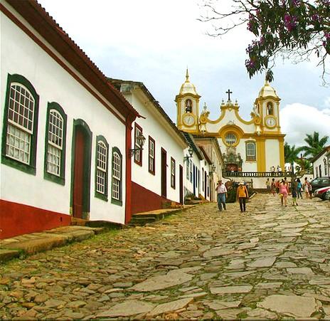 Tiradentes histórica