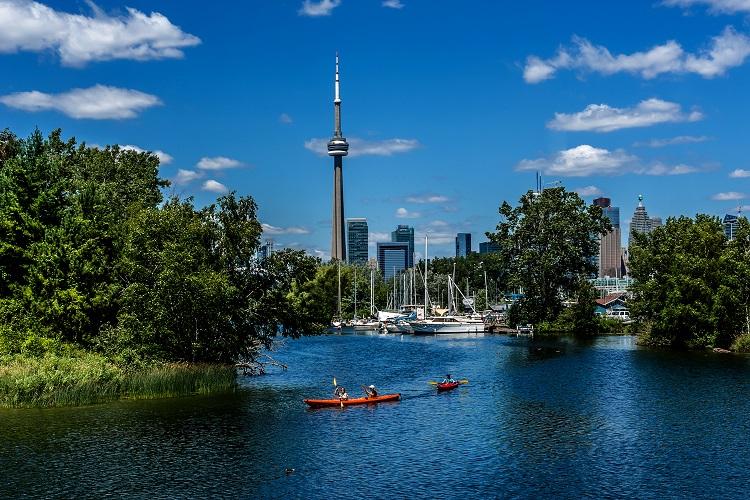 4 dias em Toronto