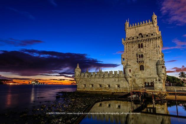 Torre de Belém - Foto de Nuno Trindade 630
