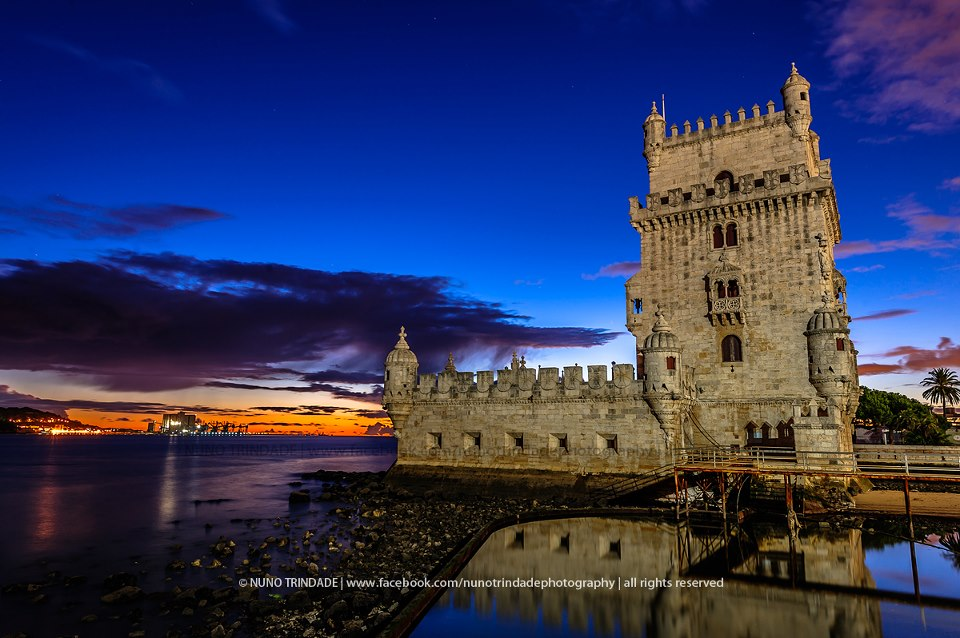 Torre de Belém - Foto de Nuno Trindade
