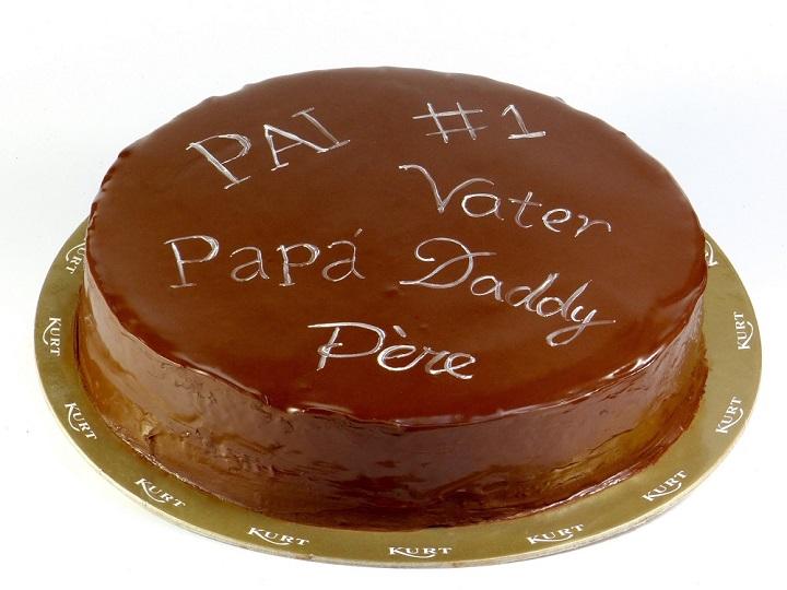 Torta Dia dos Pais 3