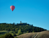Toscana, na Itália