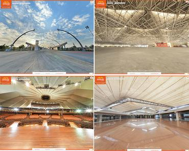 Tour virtual em 360º do Anhembi (2)
