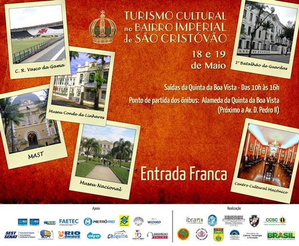 Turismo Cultural no Bairro Imperial de São Cristóvão