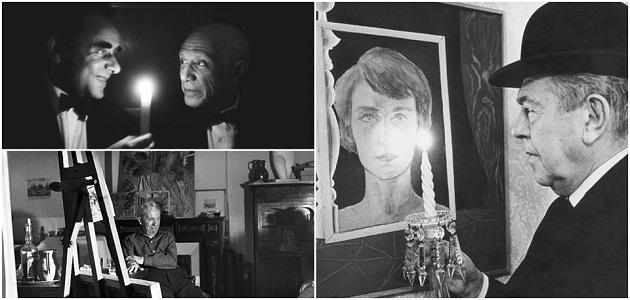 Um olhar intimista dos trabalhos dos maiores artistas do mundo  - Raoul Dufy, Rene Magritte, Pablo Picasso e muito mais.