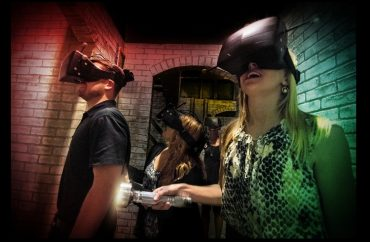 Por tempo limitado, atração do Halloween Horror Nights vai misturar elementos físicos, personagens da vida real e realidade virtual de ponta em uma Experiência Paranormal Interativa