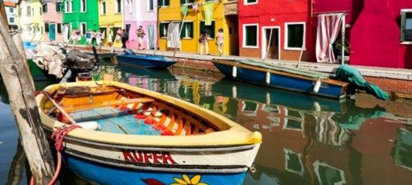 Venice - Isola di Burano