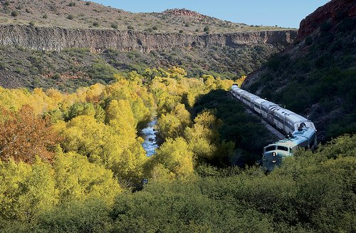 Verde Canyon Railroad Arizona