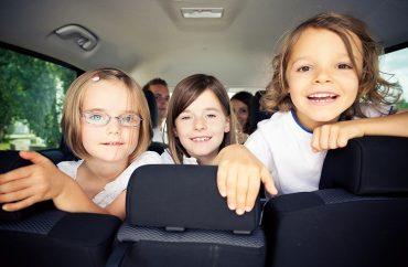 Viajar com crianças exige cuidados