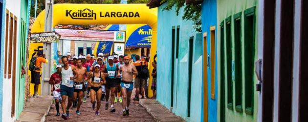 Vila de Igatu - Maratona 42k de Corridas de Montanha - Chapada Diamantina