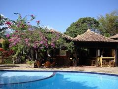 Vilangelim Eco-Pousada, Imbassai, Bahia