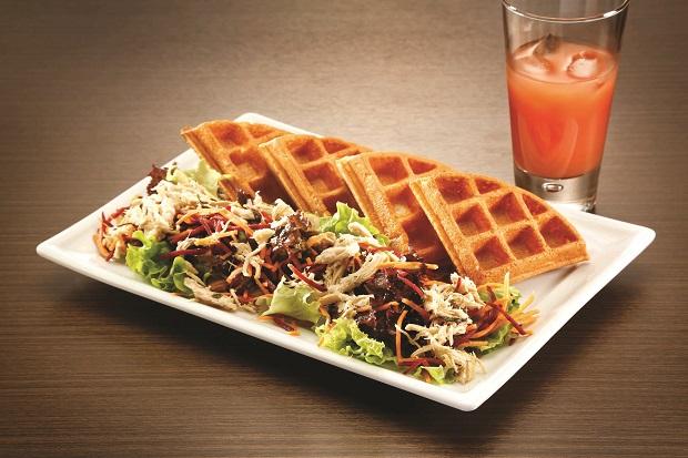 Waffle Store e Cafeteria - FRANGO