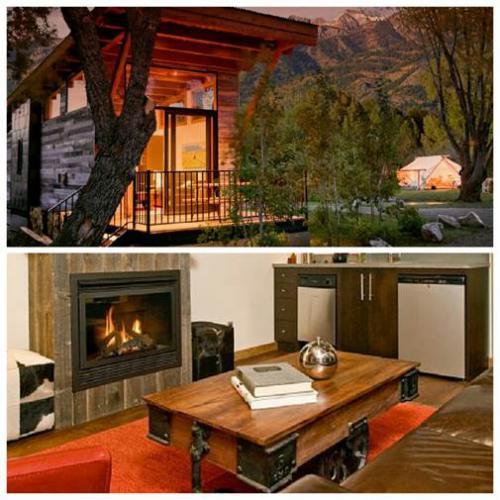 Confira 10 mini casas super intimistas para alugar por for Jackson wyoming alloggio cabine