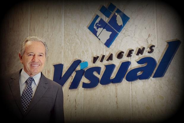 Afonso Gomes Louro - Presidente da Visual Turismo.
