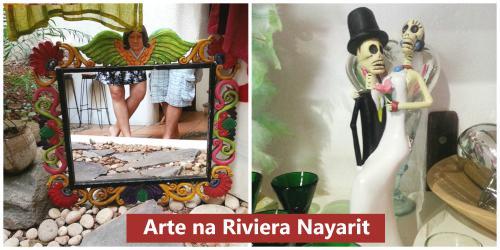 arte na Riviera Nayarit