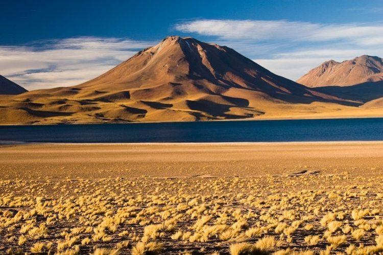 Voos de balão no Deserto do Atacama