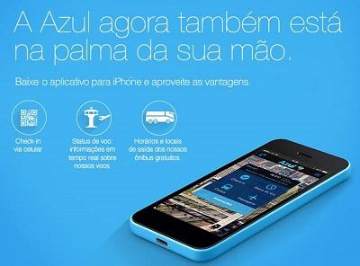 azul app