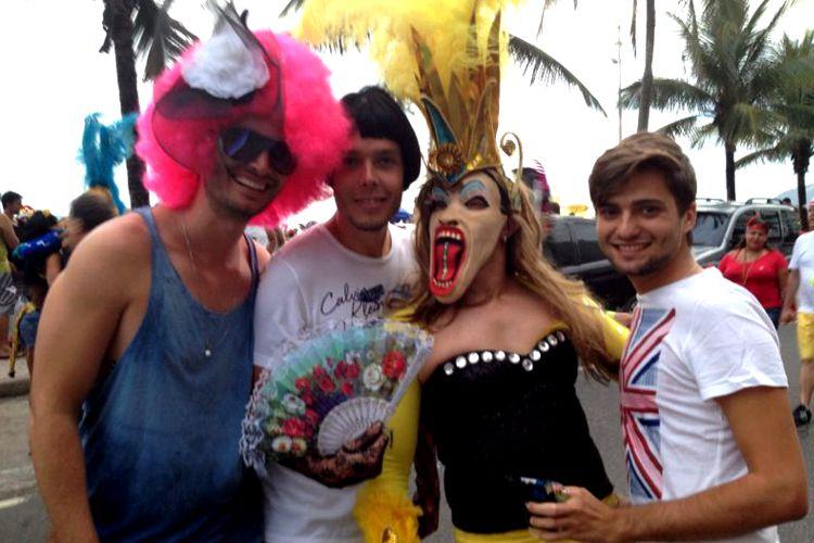 carnaval gay rio