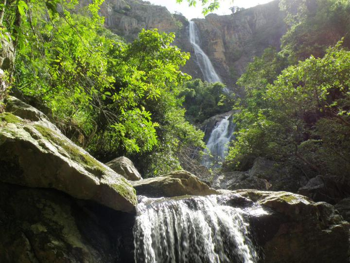 cachoeira Minas