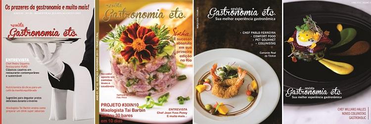 capas gastronomia etc