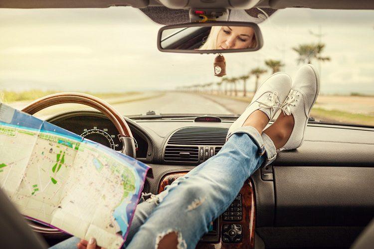 viajar de carro