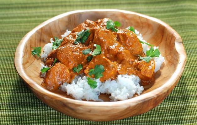 chicken-tikka-masala indiano