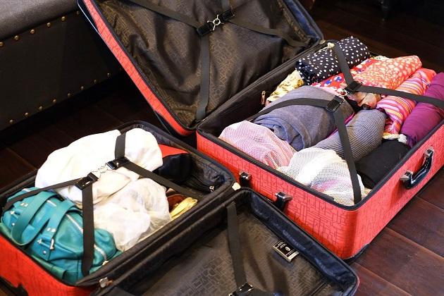 como-organizar-a-mala-de-viagem-em-3-passos Foto - Reprodução hautekhuutureblog