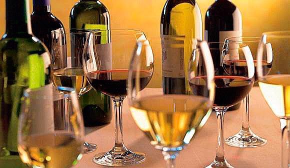 degustação-de-vinhos