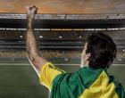 Pesquisa afirma que 75% das pessoas são a favor da Copa do Mundo