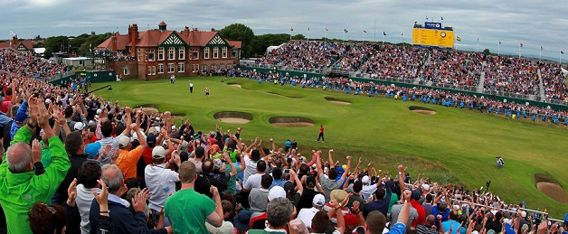 141st Open Championship - Final Round.