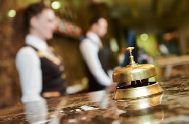 Hotel recepção hotelaria