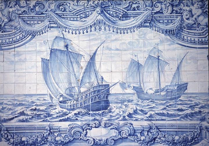 Os belos azulejos portugueses for Casa dos azulejos lisboa