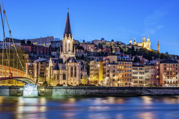 Destino: Lyon - a cidade dos festivais