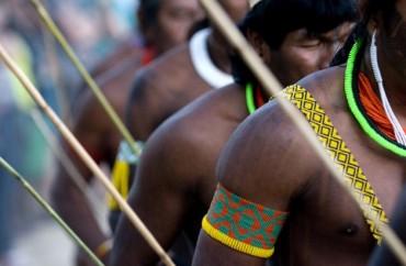 Cultura indígena. Foto: Leopoldo Silva