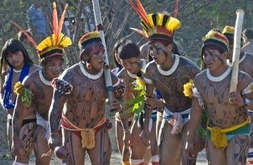 Para especialistas, elaboração dos roteiros deve ter participação das tribos. Foto: Leopoldo Silva