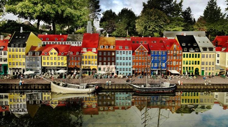 Legoland park na Dinamarca