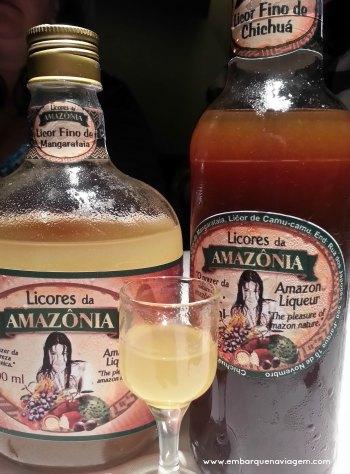 licores da Amazônia