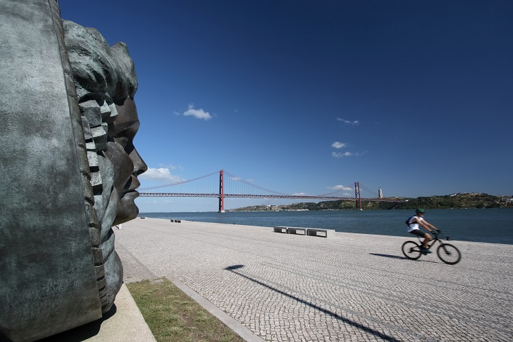 Lisboa de bike