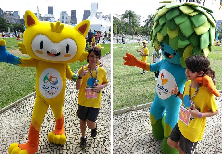 mascotes dos Jogos Olímpicos e Paralímpicos (2)
