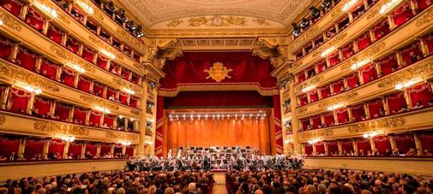 Teatro Scala Milão
