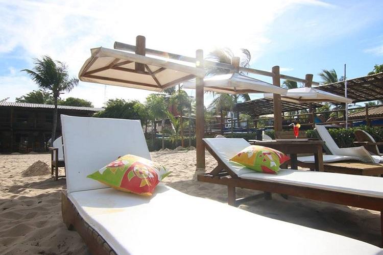 O Quinta do Porto Hotel, Marina & Beach Lounge fica a 50 metros de praia
