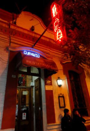 restaurante El Huaso Enrique