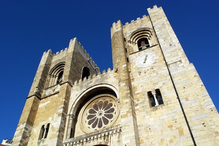 Um passeio pela Sé Catedral de Lisboa 1
