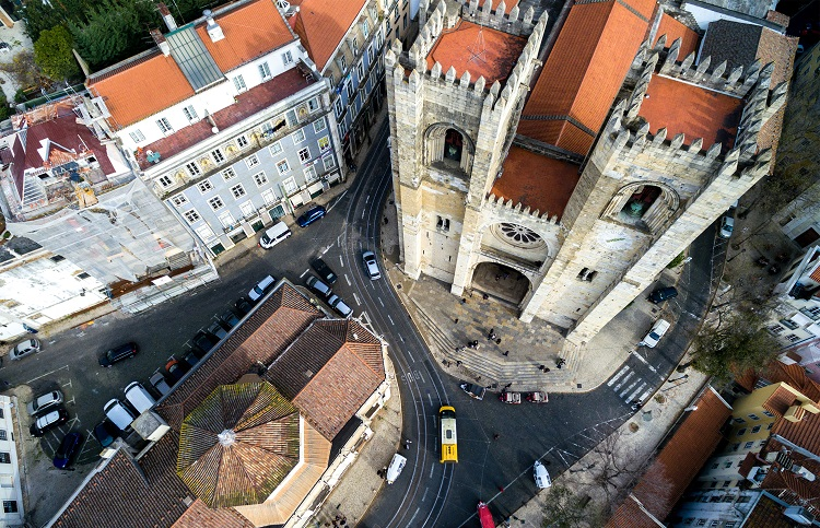Um passeio pela Sé Catedral de Lisboa 2