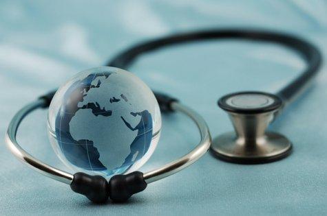 saúde e viagem