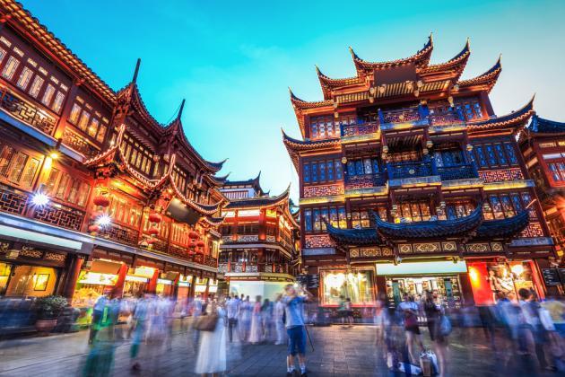 Shangai - Foto shutterstock
