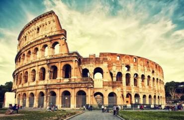Coliseu em Roma - Foto shutterstock